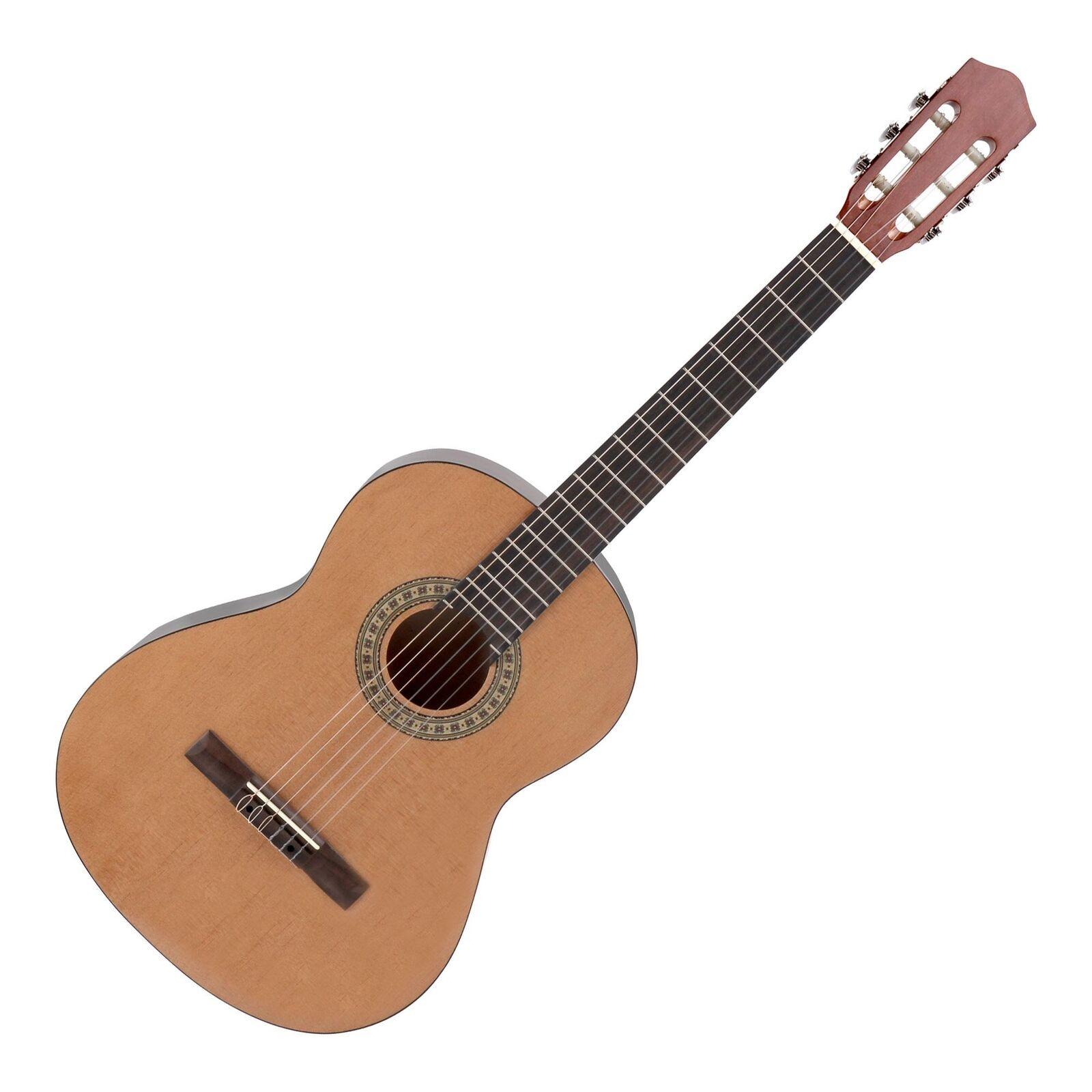 B-WARE Calida Loretta 7 8 Kindergitarre Klassik Gitarre Konzert Akustik Natur