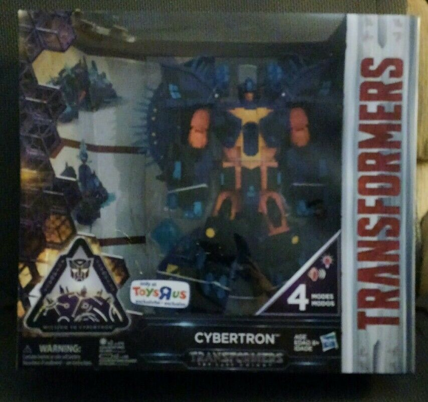 Transformers The Last Night Cybertron TRU Exclusive Figure NIB HTF