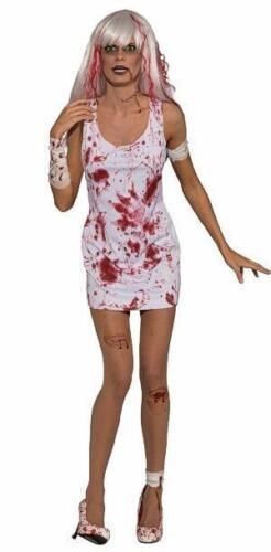 Bloody Tank Dress Adult Costume
