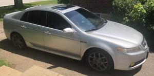 2008 Acura TL Type S 180K