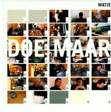 (BE53) Doe Maar, Watje - 2000 CD