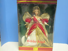 NIB 2001 HOLIDAY ANGEL COLLECTOR EDITION SECOND IN SERIES BARBIE.....  DL-04