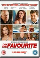 Lay The Favourite (DVD, 2012), Bruce Willis, Rebecca Hall, Catherine Zeta-Jones