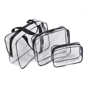Transparent-PVC-Travel-Cosmetic-Makeup-Toiletry-Organizer-Zipper-Bag-Clear-Pouch