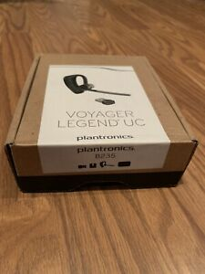 Plantronics Voyager Legend Uc B235 Usb Bluetooth Headset Black 87670 08 Ebay