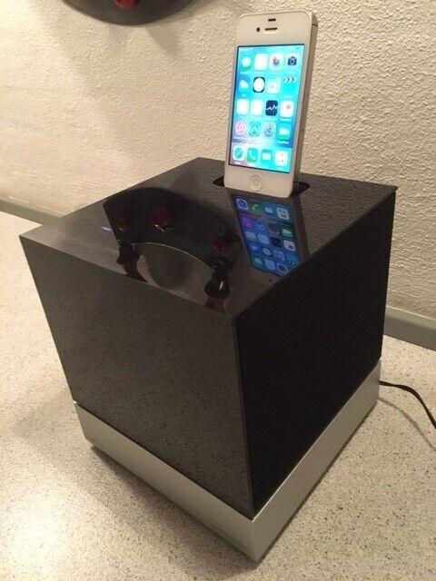 iPhone 4S, 8 GB, sort