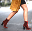 New Bloggers Beautiful Coat Authentic Heels Shoes Ankle With Zip Boots Zara za55w7x
