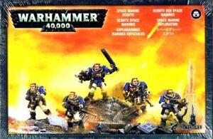 Space-Marine-Scout-Squad-Warhammer-40K-NIB-Flipside