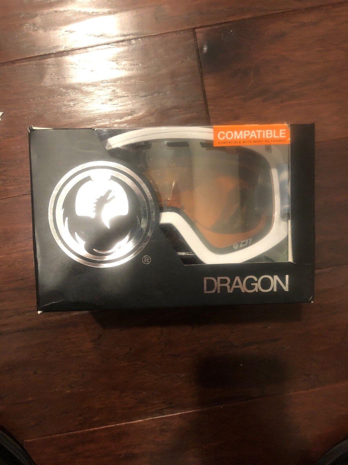 Nuovo Dragon D1 Ski Snowboard Occhiali Onus blu - Ionized Plus Lens Plus Ionized Bonus Lens b8d13c