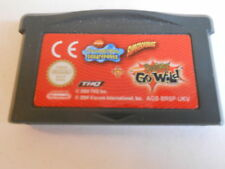 SPONGEBOB AND RUGRATS GO WILD GAMEBOY  / ADVANCE / SP GBA GAME