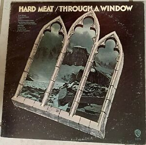 HARD-MEAT-Pre-Owned-LP-THROUGH-A-WINDOW