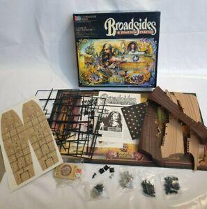 Broadsides & Boarding Parties - MB #4425 - Unused/On Sprues - Board Game