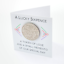 Lucky-Sixpence-Gifts-for-a-Bride-Wedding-Favours-Bridesmaid-Gay-Marriage thumbnail 45