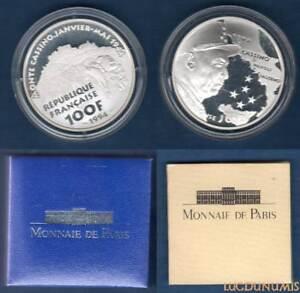 100-Francs-BE-1994-034-Liberation-034-Juin-Monte-Cassino-RARE-30-000-Ex