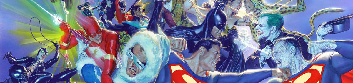 Shop Event Art From Alex Ross Prints from authorized dealer World Wide Art