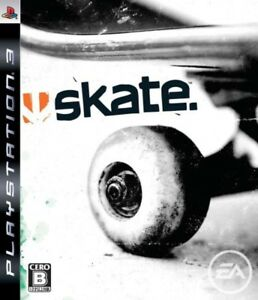 USED Game PS3 SKATE 4938833008374