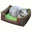 Rosewood-Snuggles-Rat-Ferret-Hamster-Rabbit-Mouse-Luxury-Super-Soft-Beds thumbnail 16