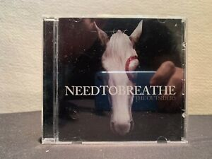 The Outsiders by Needtobreathe (CD, Aug-2009, Atlantic (Label)) - Used