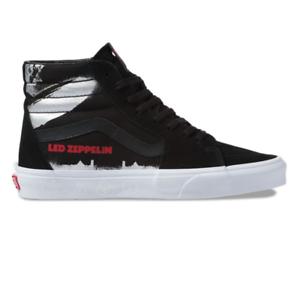 Vans x LED ZEPPELIN Sk8-Hi Shoes (NEW