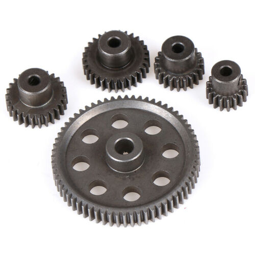 HSP Steel Metal Spur Differential Main Gear 17T//21T//26T//29T//64T Pinion GeYF