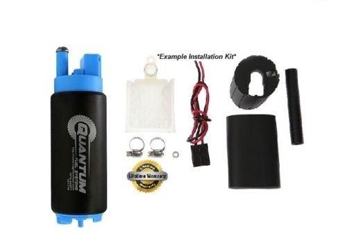 NISSAN 300ZX 300 ZX TWIN TURBO QFS 340LPH pompa di carburante intank con Install kit si adatta