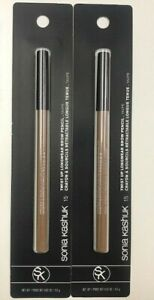 Sonia-Kashuk-Twist-Up-Longwear-Brow-Pencil-Taupe-15-New-LOT-OF-2
