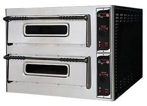 Pizzaöfen Analytisch Elektro Pizzaofen Digital Profi 66 Geeignet Für 12 X Ø 32 Cm Pizzen Gastlando