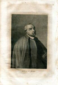 Ambrosio-Of-Morales-Engraved-Porantonio-Rock-Sallent-IN-1864