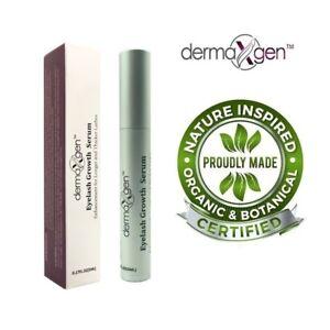 dermaXgen® Eyelash Growth Serum Enhancement For Longer, Fuller & Thicker Lashes