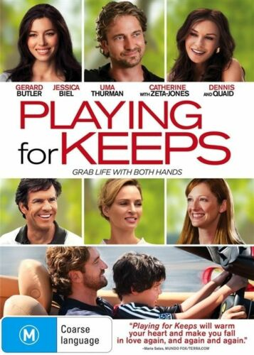 1 of 1 - Playing for Keeps DVD R4