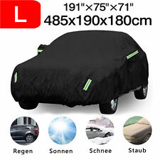 420d Full Suv Car Cover Waterproof Rain Dust Protection For Jeep Grand Cherokee Fits Jeep