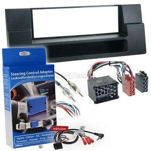 BMW-X5-E53-Storage-Compartment-00-07-1-din-Car-Radio-Installation-Kit-Steering
