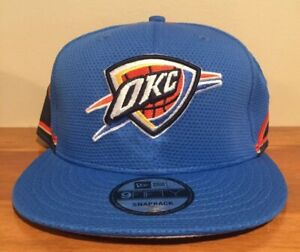 fast delivery sale retailer release date OKC OKLAHOMA CITY THUNDER JERSEY HOOK NEW ERA 9FIFTY SNAPBACK HAT ...