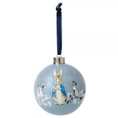 Beatrix Potter Boule de No/ël Peter Rabbit Merry