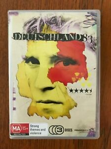 Deutschland-83-DVD-Region-4-LIKE-NEW