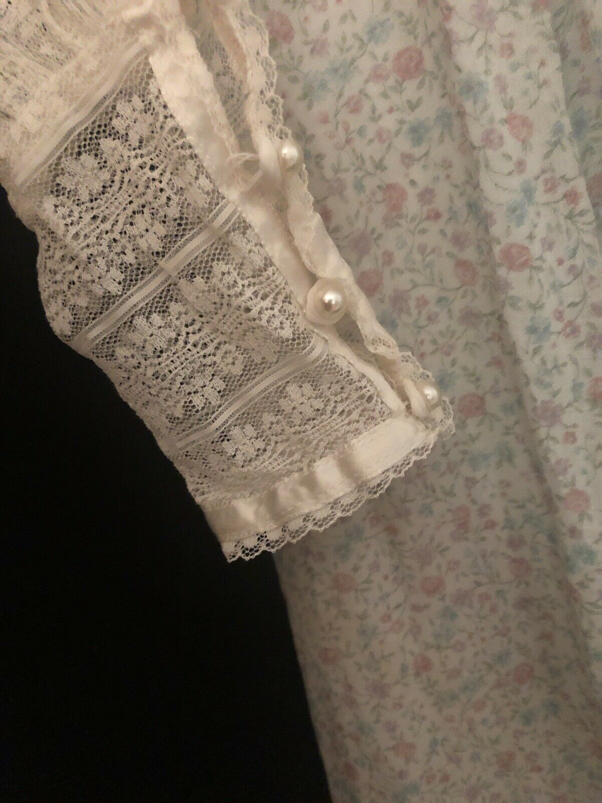1970s Gunne Sax by Jessica Authentic Victorian Ba… - image 7