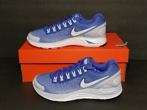f07cb4a718a4 NIKE LUNARGLIDE+ 4 BREATHE WOMEN S SIZE 6 NEW IN BOX VIOLET FORCE ...