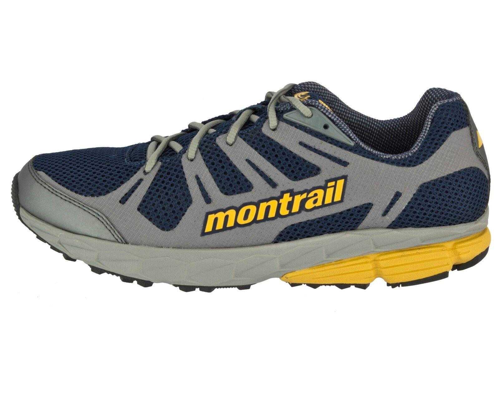 Montrail gm2137 badwater Uomo nuove tracce badwater gm2137 ibrido scarpe da corsa noi 9 b0e5db