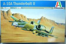 Italeri Plastic kit no 2655 1/48 Scale A-10A Thunderbolt 11 (Brand New Unused)