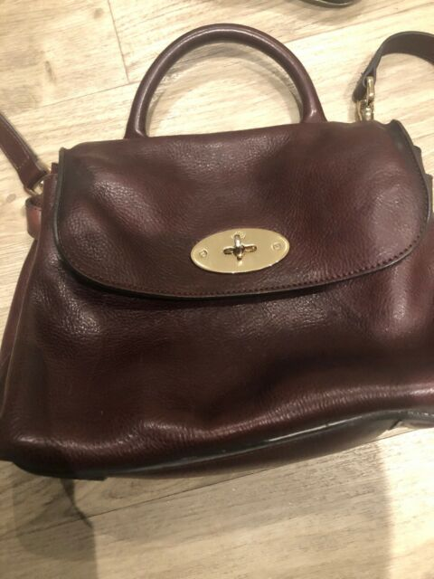 Mulberry Jamie Bag Small Ox Blood