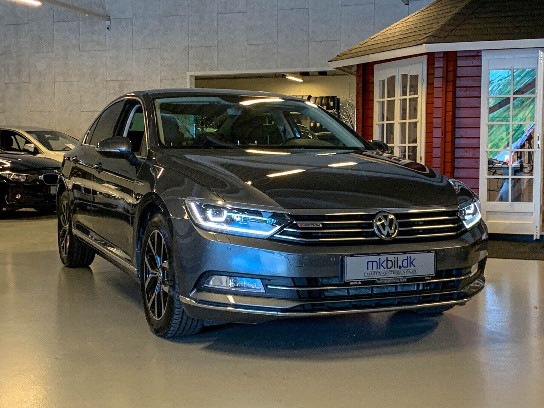 VW Passat 2,0 TDi 240 Highl. DSG 4M 4d - 289.900 kr.
