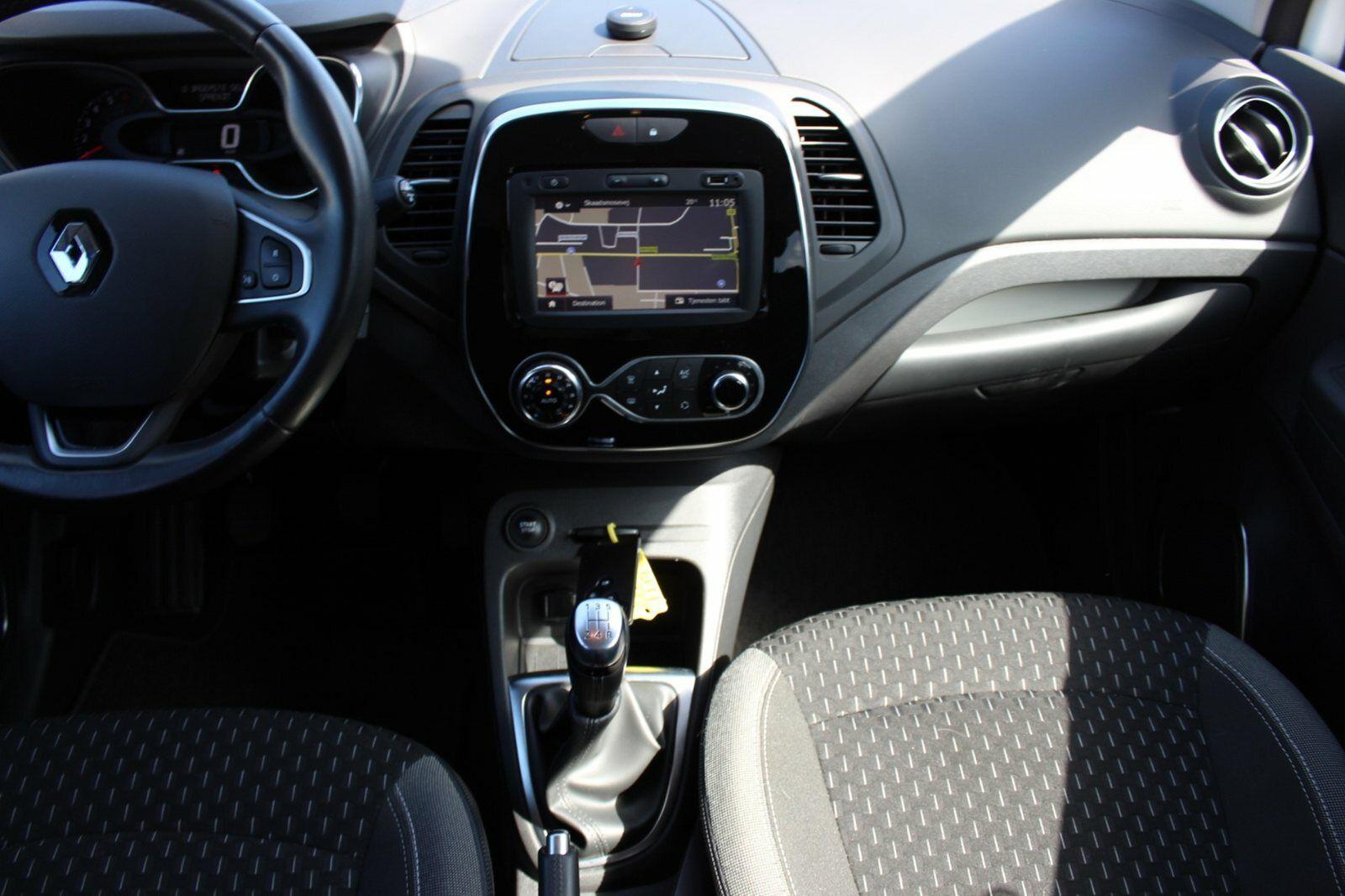 Renault Captur 0,9 TCe 90 Intens - billede 10