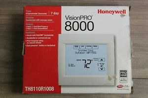 Honeywell-VisionPRO-8000-TH8110R1008-Programmable-Thermostat