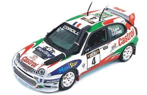 SKID various diecast model Rally cars WRC Toyota Mitsubishi Renault 5 Turbo 1:43