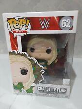 WWE Charlotte Flair Figura in Vinile Nuovo Funko 62 POP