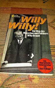 Willy Willy! Der Weg des Menschen und Politikers Willy Brandt , 1970 - Deutschland - Willy Willy! Der Weg des Menschen und Politikers Willy Brandt , 1970 - Deutschland