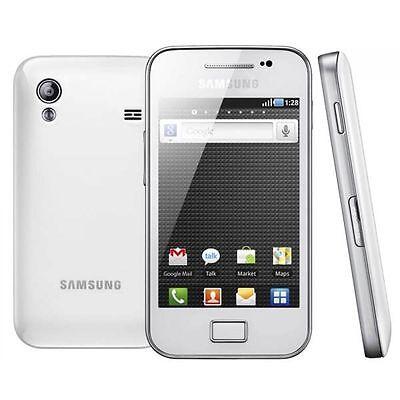 Latest Samsung Galaxy Ace S5830i WHITE Andriod 3G Sim Free Unlocked Mobile Phone