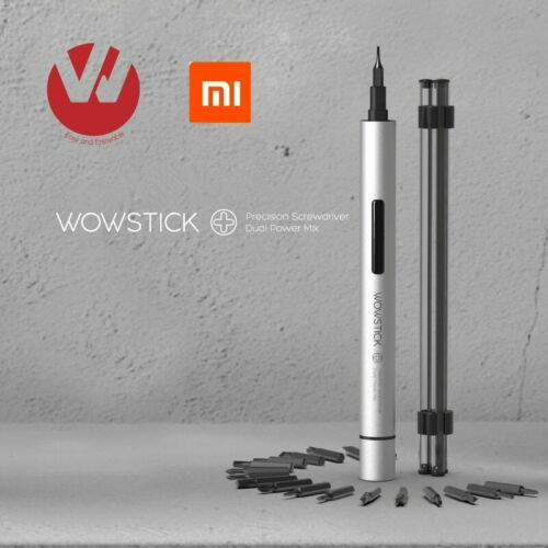 19 In 1 Elektroschrauber Screwdriver Schraubendreher Xiaomi Wowstick Try 1P