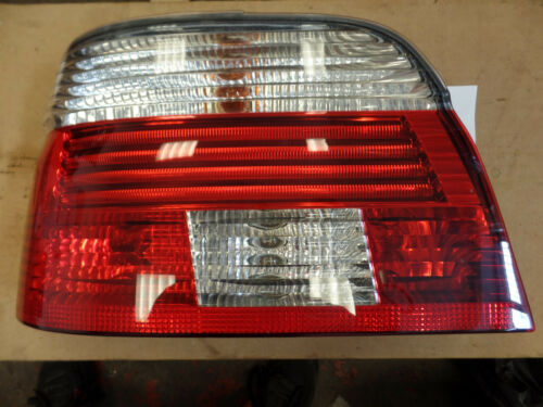 GENUINE BMW E39 5 Series Saloon Celus Rear Light 2000-2003 N//s Passenger M5 #6