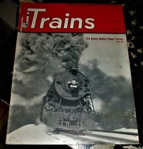 Trains-Magazine-April-1951-Issue